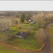 Aerial photo of Marcel Tardif woodturning studio_Sumac Hill Creations